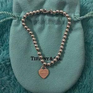 Two tone Tiffany bracelet